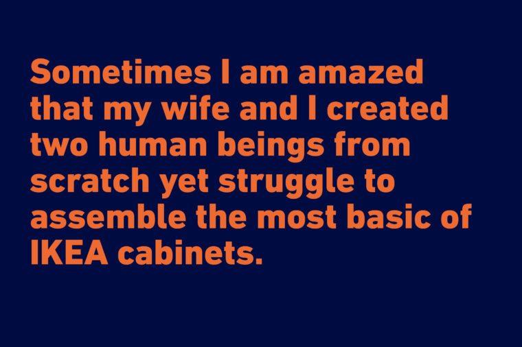 funny quote furniture @askdadblog john kinnear