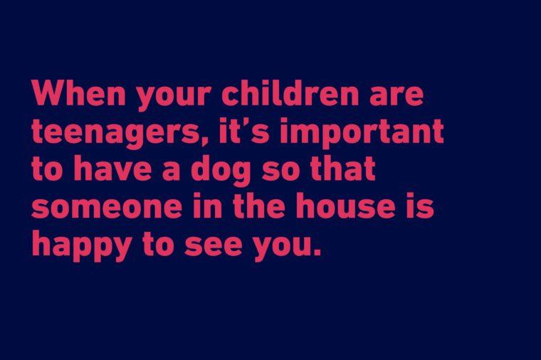 funny quotes nora ephron teenage kids