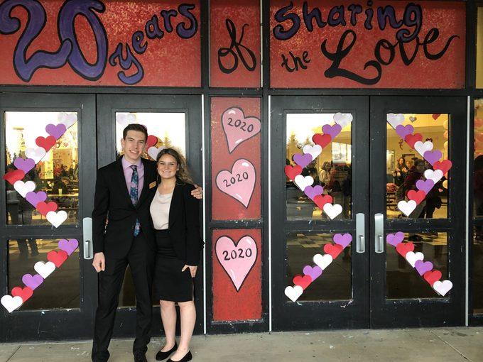 share the love molalla high school
