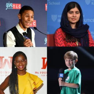 14 Incredible Kids Who Changed the World in the Last Decade