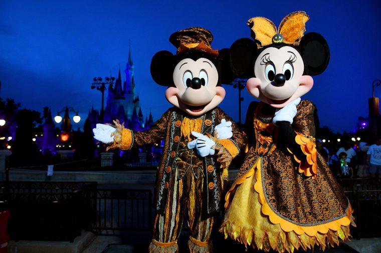 2018 Mickey's Not-So-Scary Halloween Party Media Night