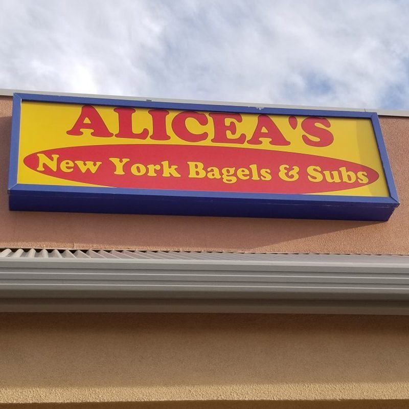 aliceas bagels and subs