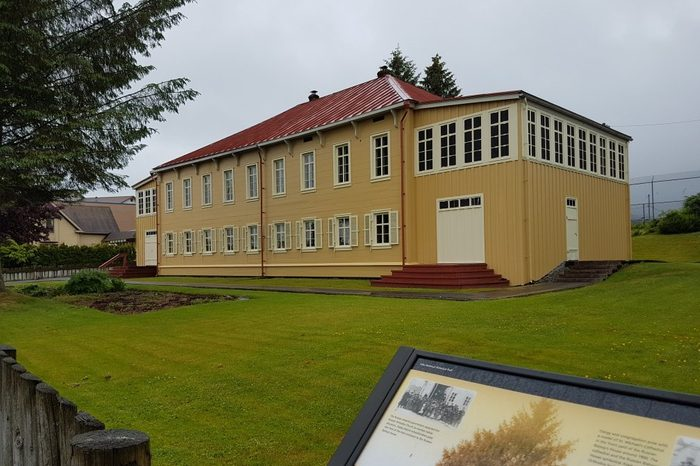 Alaska: The Russian Bishop's House