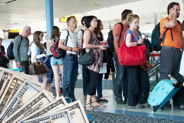 airport voucher