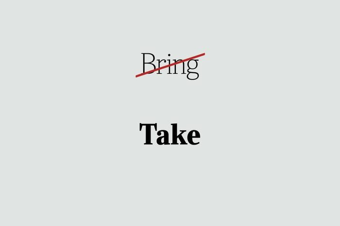 phrases you're using wrong take