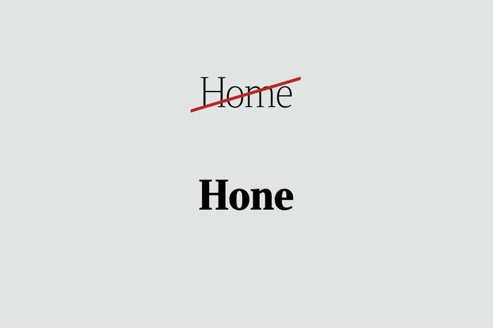 phrases you're using wrong hone