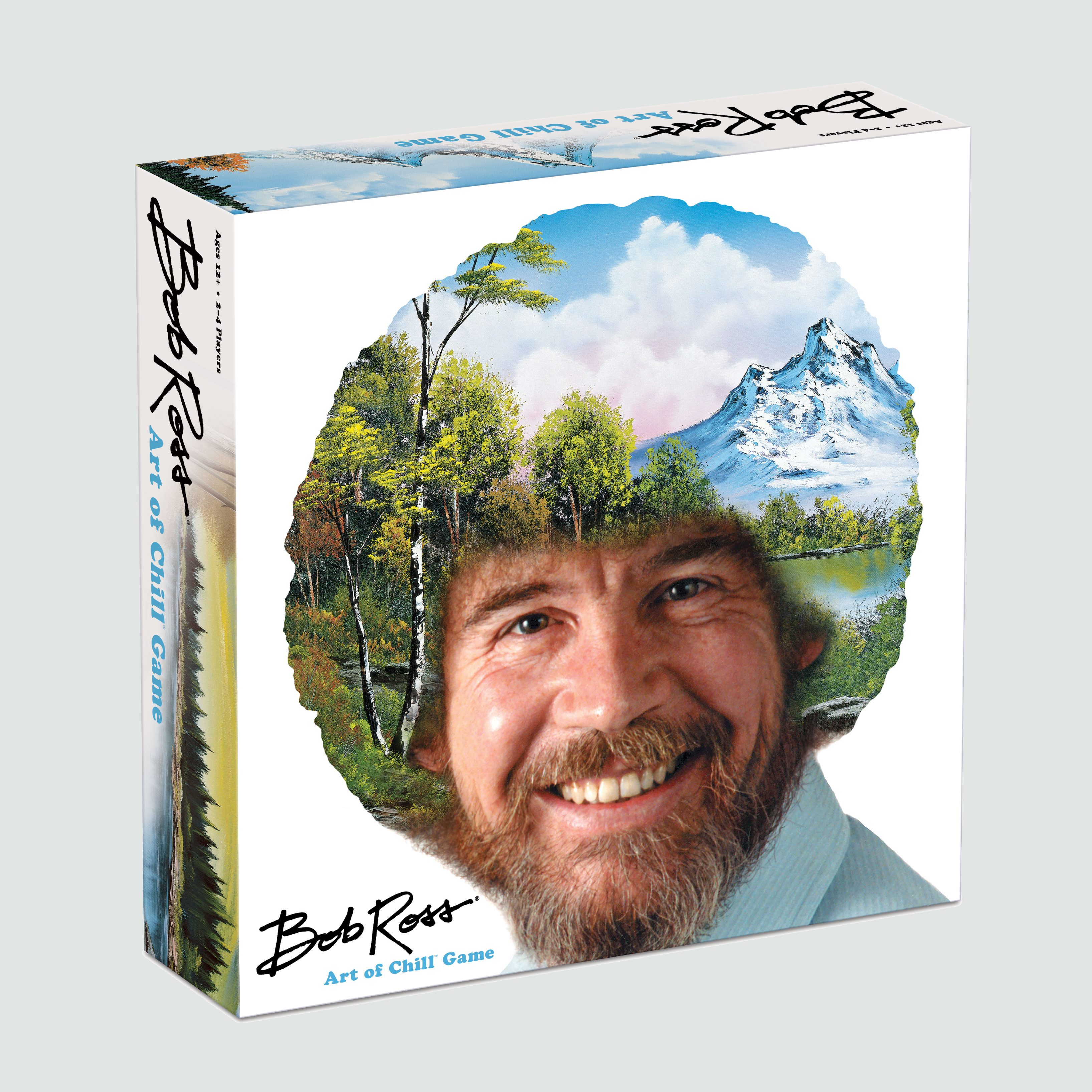 bob ross board game