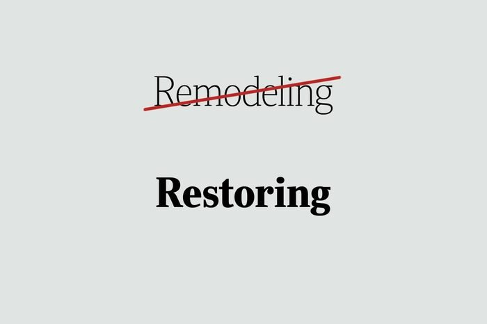 phrases you're using wrong restoring