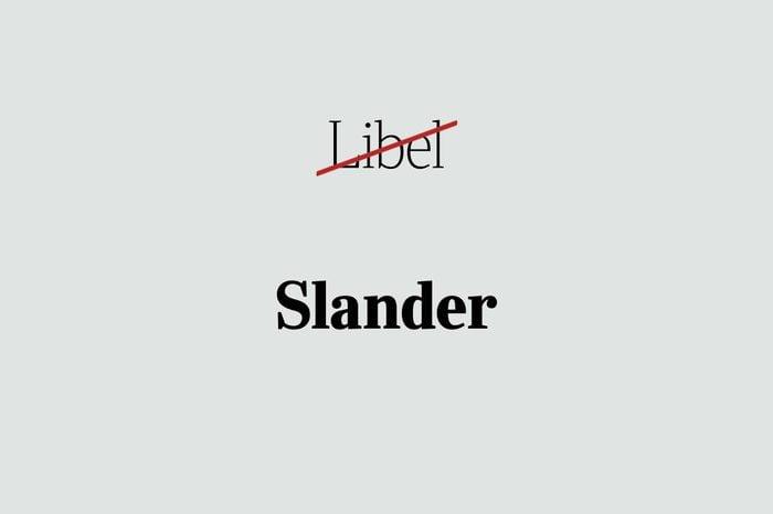 phrases you're using wrong slander