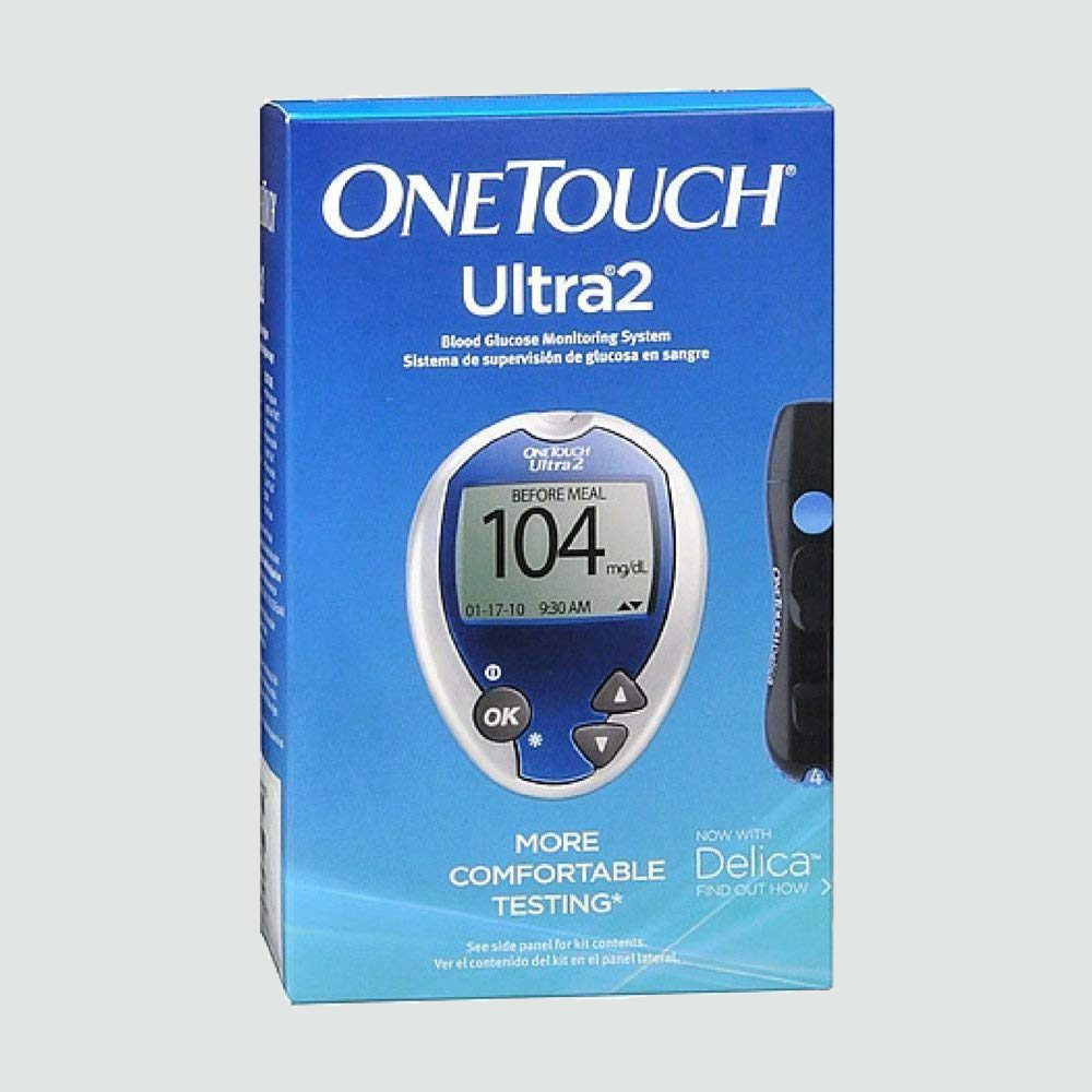 Blood GlucoseMonitor: OneTouch
