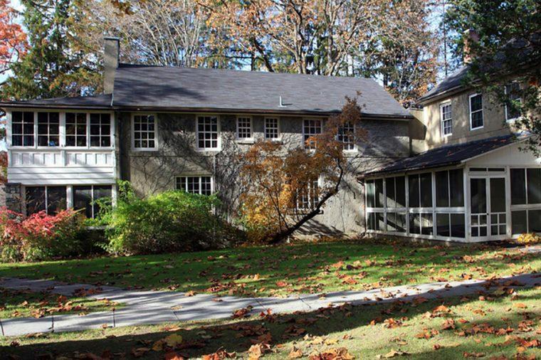 Eleanor Roosevelt National Historic Site, Hyde Park, New York