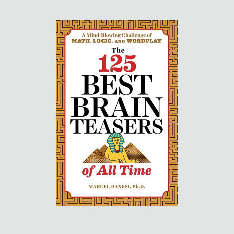 125 best brain teasers