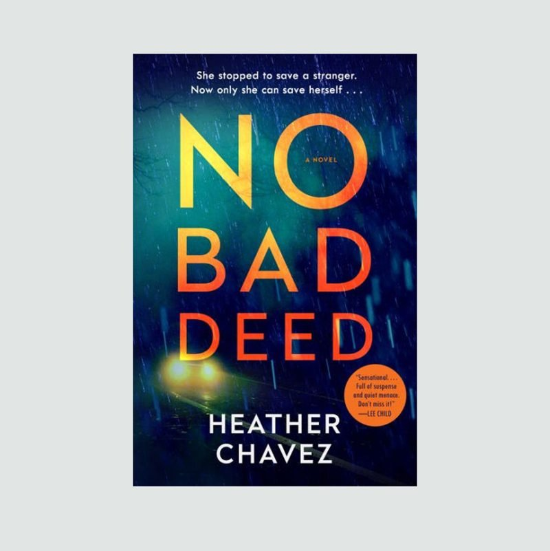 no bad deed book book club
