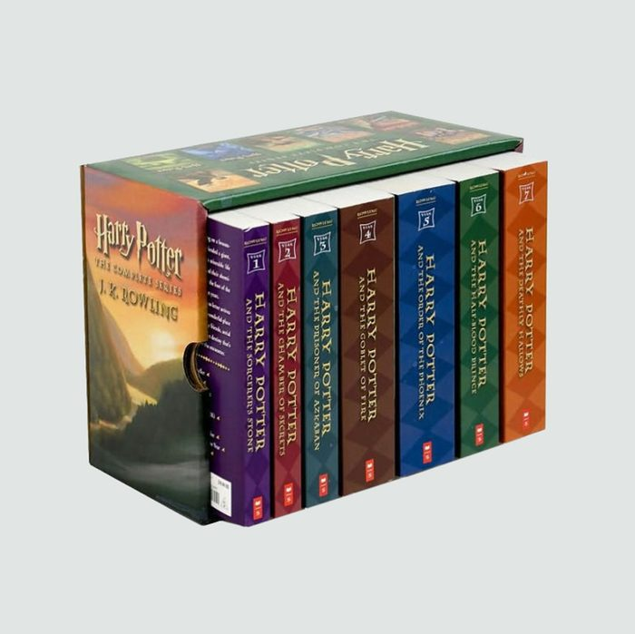 harry potter books delivery