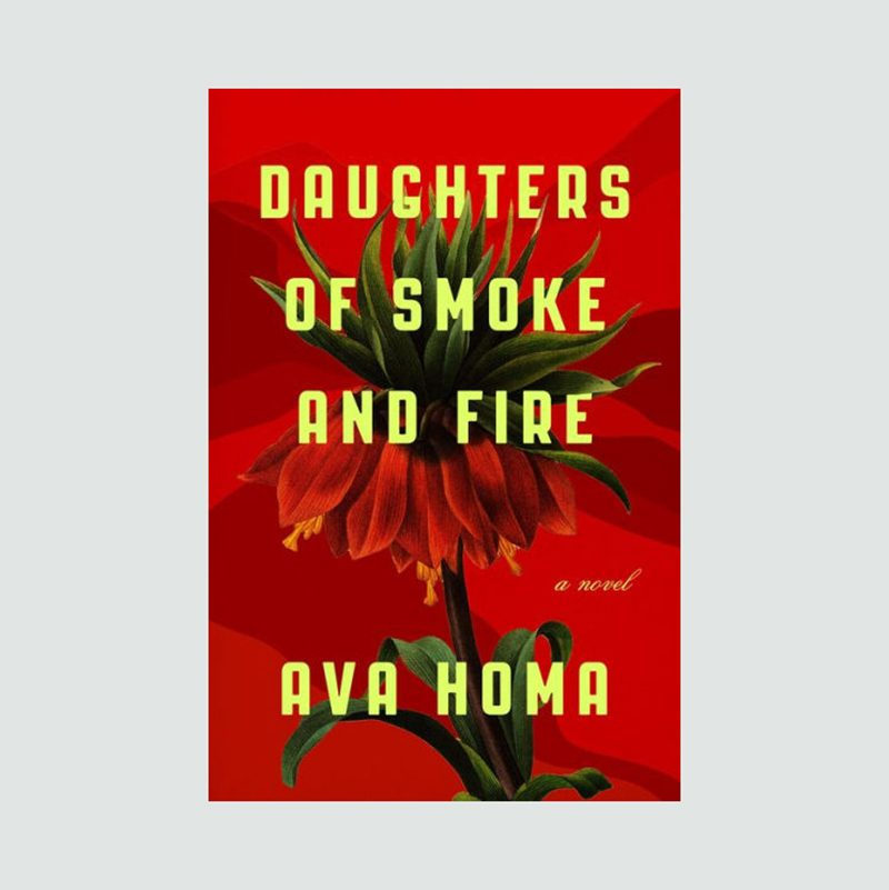 daughters of smoke and fire book