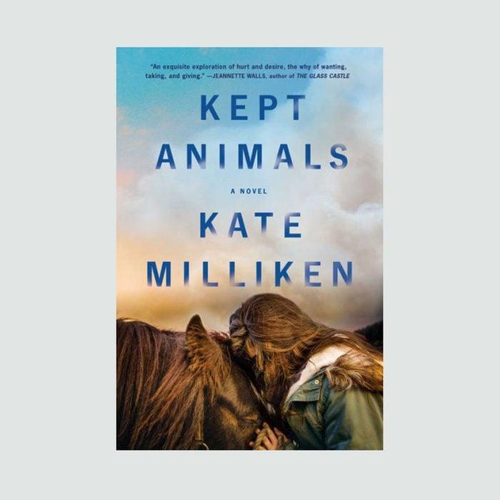 kept animals book book blub