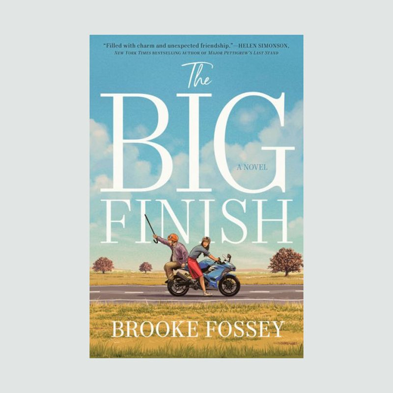 the big finish book