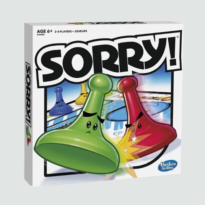 sorry board game