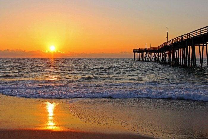 outerbanks sunrise sunset