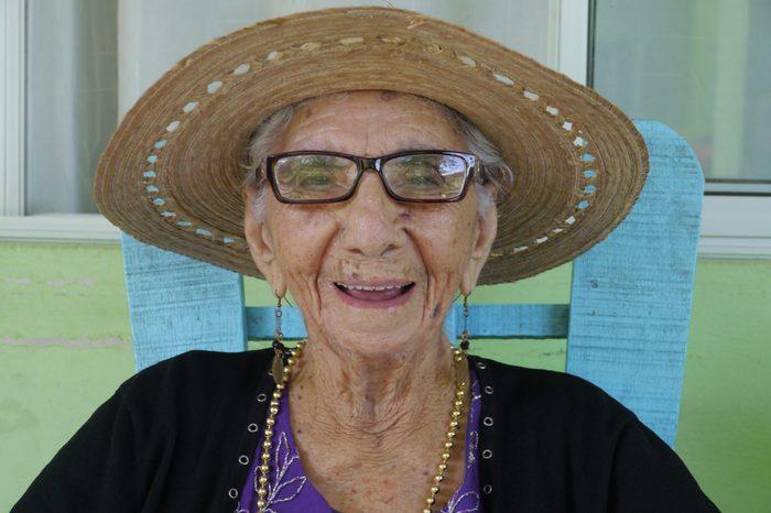 Ana-Reyneri-Fonseca-Gutierrez Centenarians 100 years old costa rica blue zone