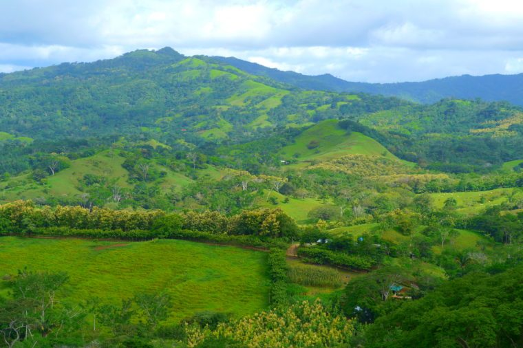 landscape Centenarians 100 years old costa rica blue zone