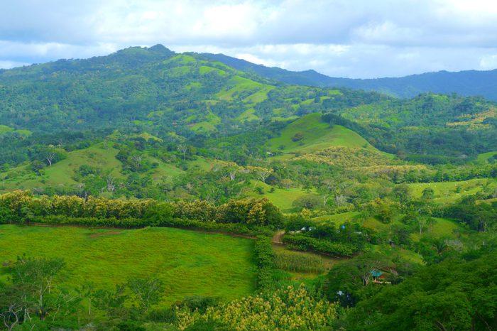 landscape Centenarians 100 years old costa rica blue zone