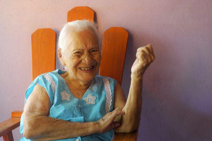 Dominga-Alvarez-Rosales Centenarians 100 years old costa rica blue zone