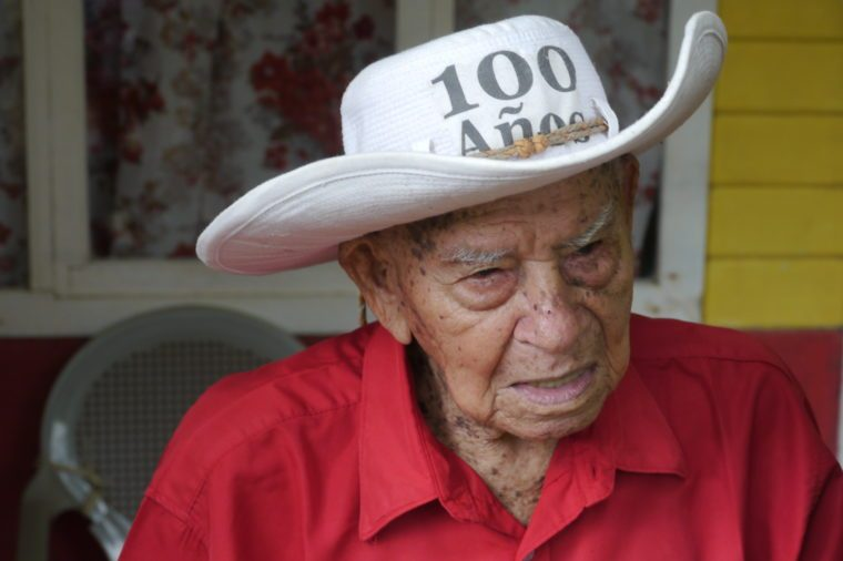 jose de la cruz espinoza Centenarians 100 years old costa rica blue zone