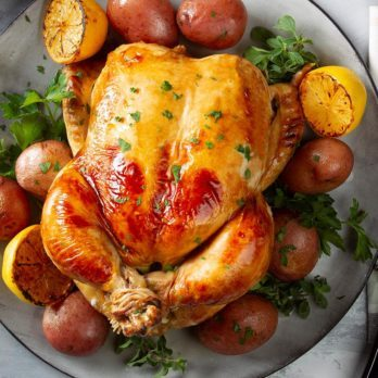 Why a Dutch Oven Whole Chicken Is the Easiest, Juiciest Roast Chicken Ever