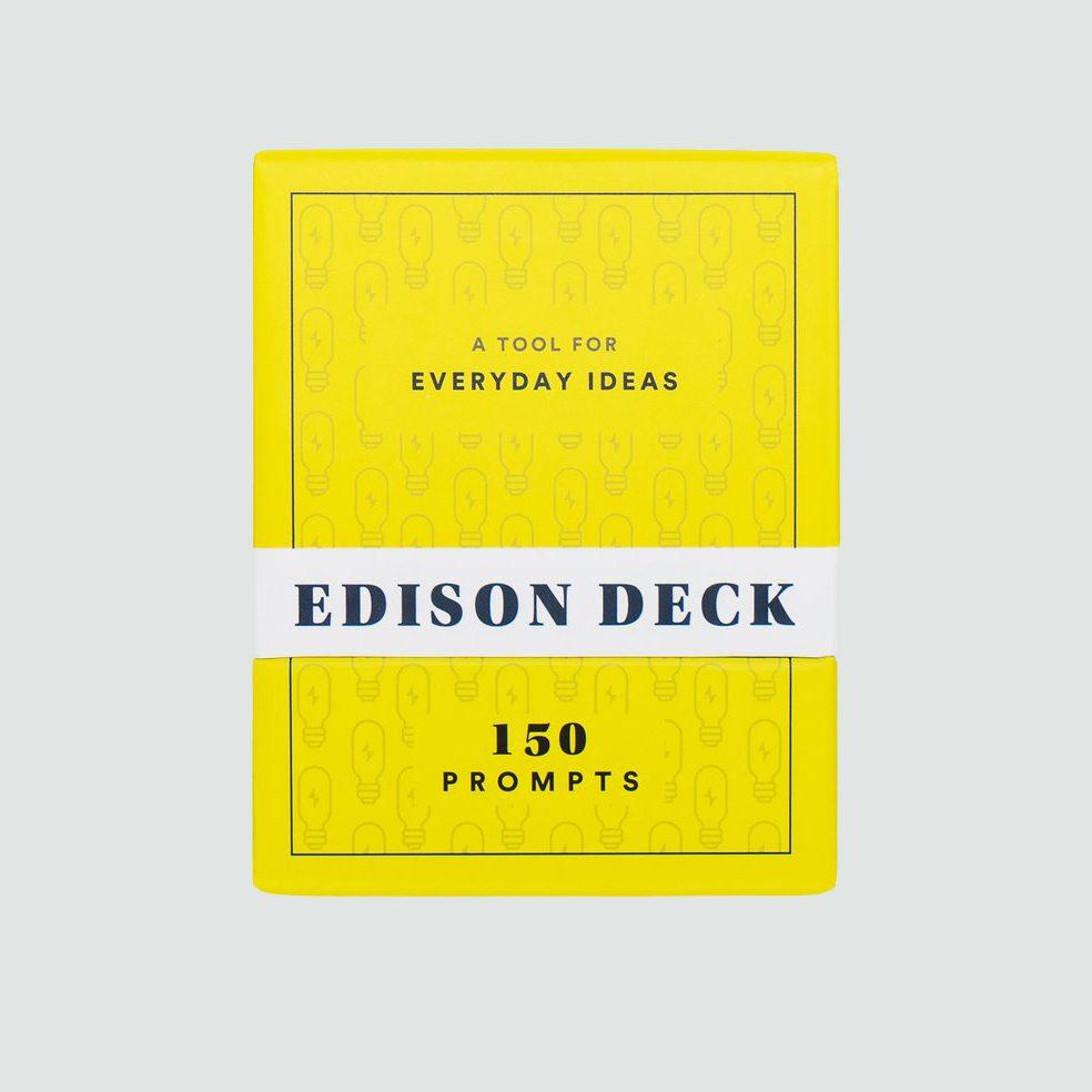 edison deck brain game