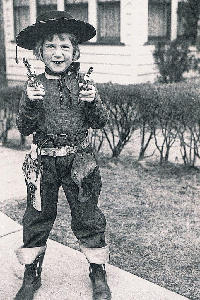 roy rogers show vintage photo