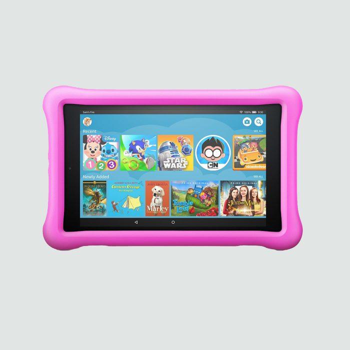 amazon fire hd kids tablet