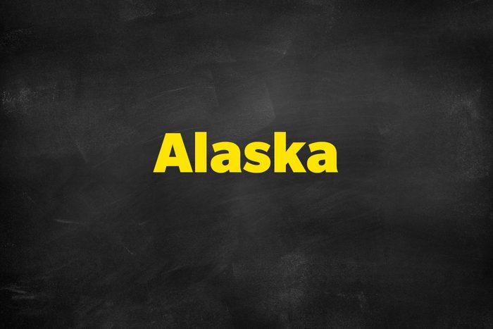 Answer: Alaska