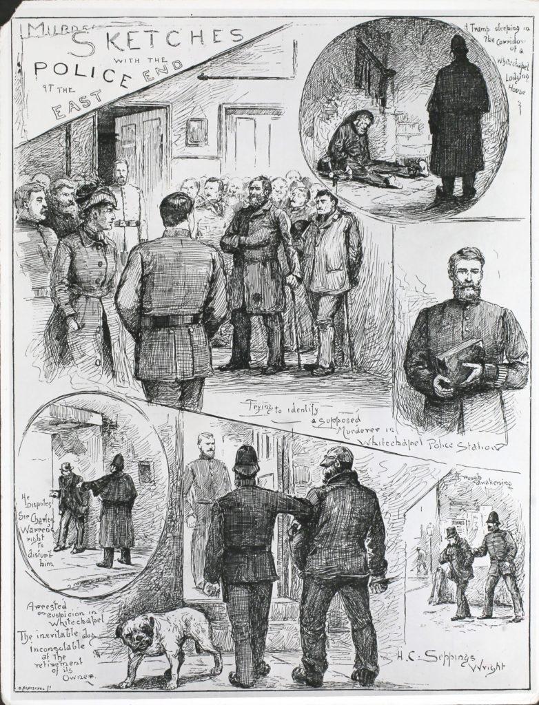 Jack The Ripper Murders