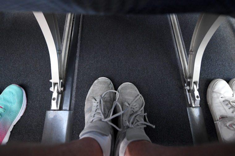 in flight socks