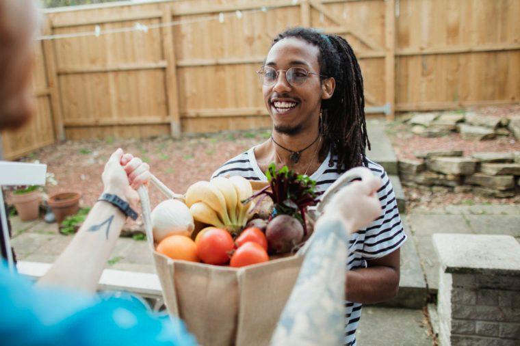 Healthy Eating generosity coronavirus