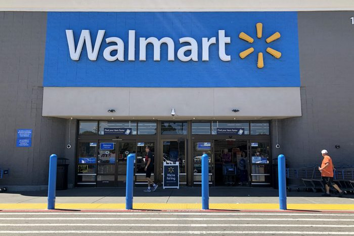 Walmart Limits Ammunition Sales In Wake Of Mass Shootings