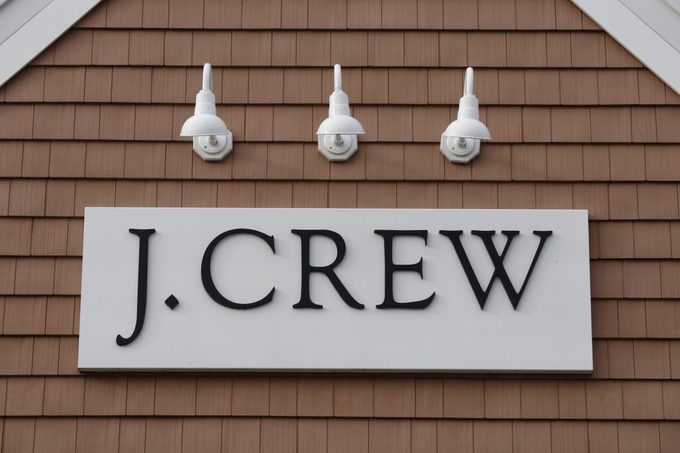 J. Crew Store at Woodbury Commons Premium Outlets Mall