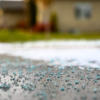 How Does Ice Salt Make Your Driveway Safer?