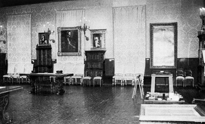 Isabella Stewart Gardner Museum Heist