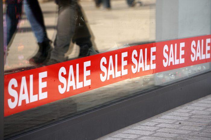 SALE Shield Retail Showcase
