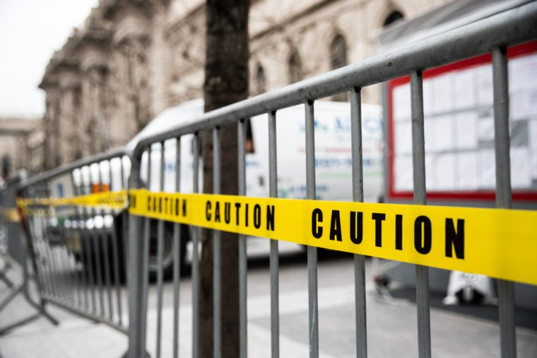 New York City On Edge As Coronavirus Spreads