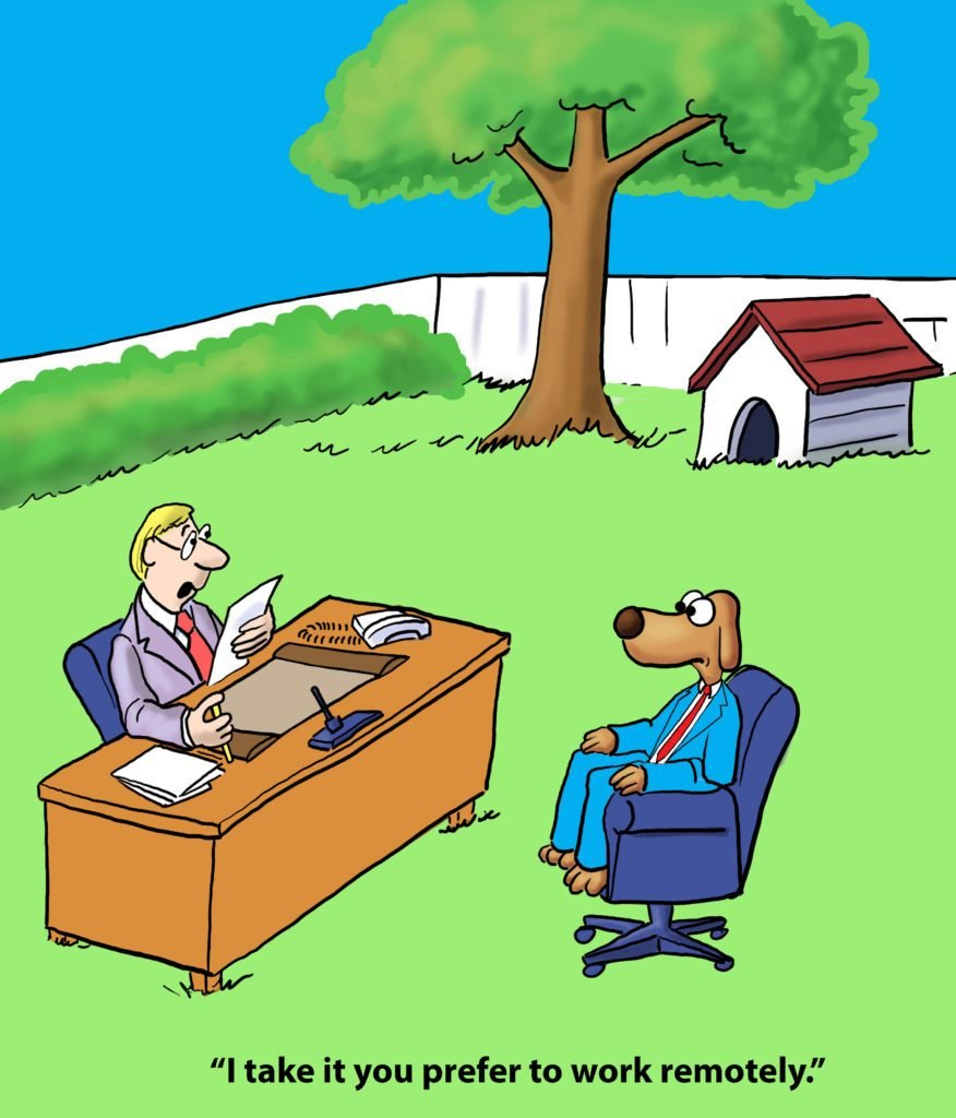 Working From Home Cartoons We Can All Relate To Right Now Reader S Digest