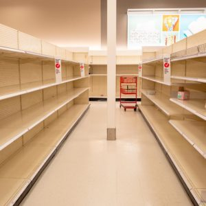 Why Panic Buying Is Not Actually Helpful