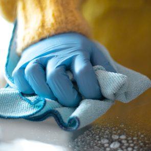 cleaning kill bacteria