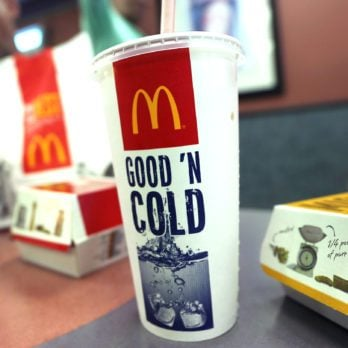 Here's Why All Sizes of McDonald's Soft Drinks Are Only $1