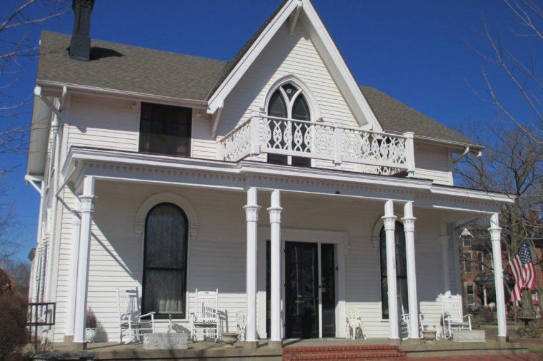 Amelia Earhart Birthplace (Atchison, Kansas)