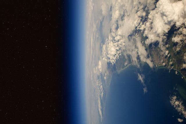 nitrogen earth