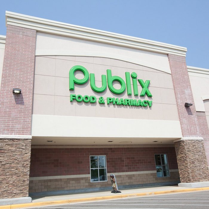 Montgomery, Alabama, United States - August 20, 2011: Publix is the largest and fastest growing employee-owned supermarket chain in the United States.
