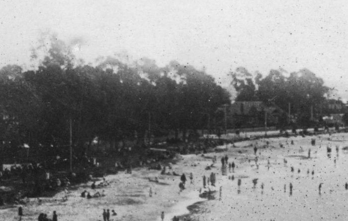 Sandy Bay, Tasmania, Australia, 1928.